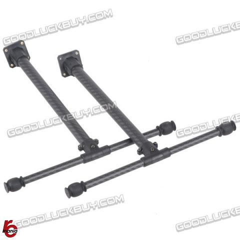 FPV-T-shape-Carbon-Fiber-Landing-Gear-Skid-for-RC-Multicopter-X650-S550-Compatible